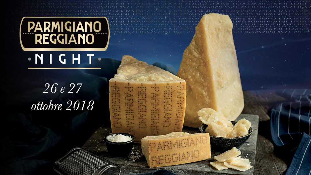 Serata Parmigiano Reggiano al Ristorante Principessa Pio