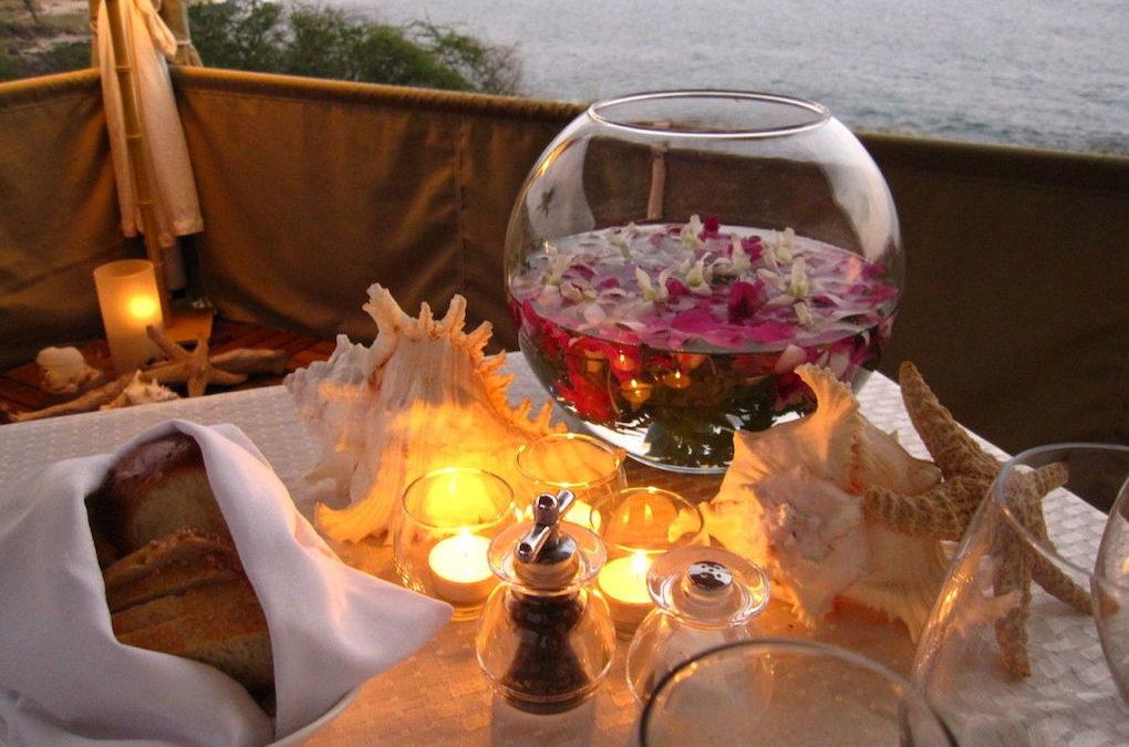 6 Consigli per una cena Romantica a casa