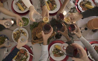 3 Consigli per organizzare e vivere una cena rilassante
